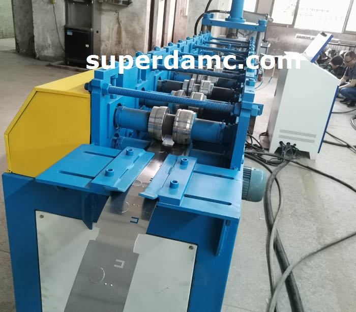 Steel cover roll forming machine for sale