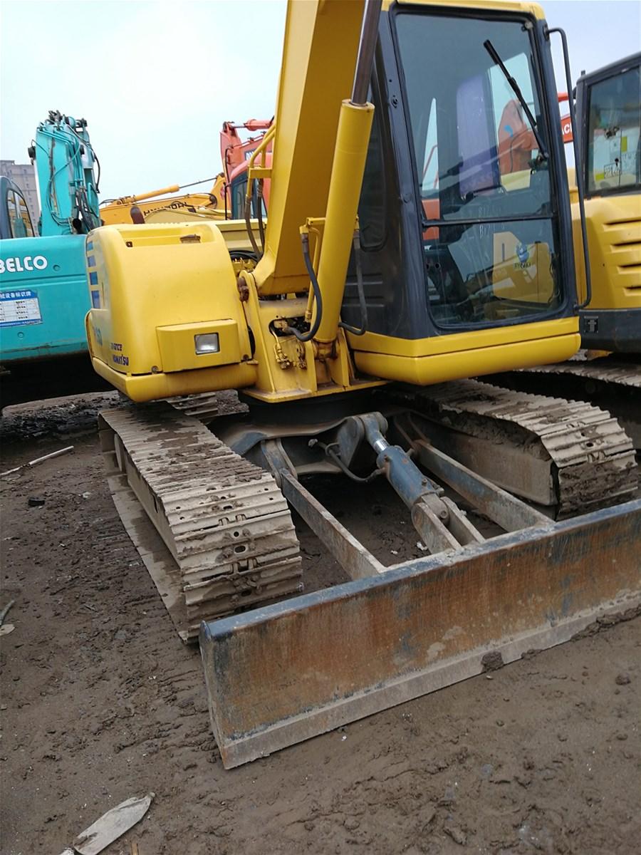 Used Komatsu PC60 Excavator Komatsu PC607 PC608 PC603 Excavators for sale