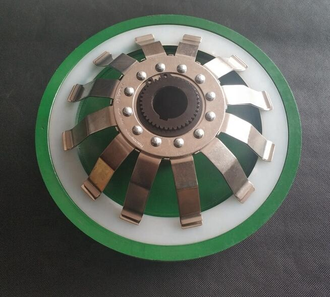 Wholesale available KS 100048F Variable speed pulley for Kord machine Offset printing machine part pulley wheel
