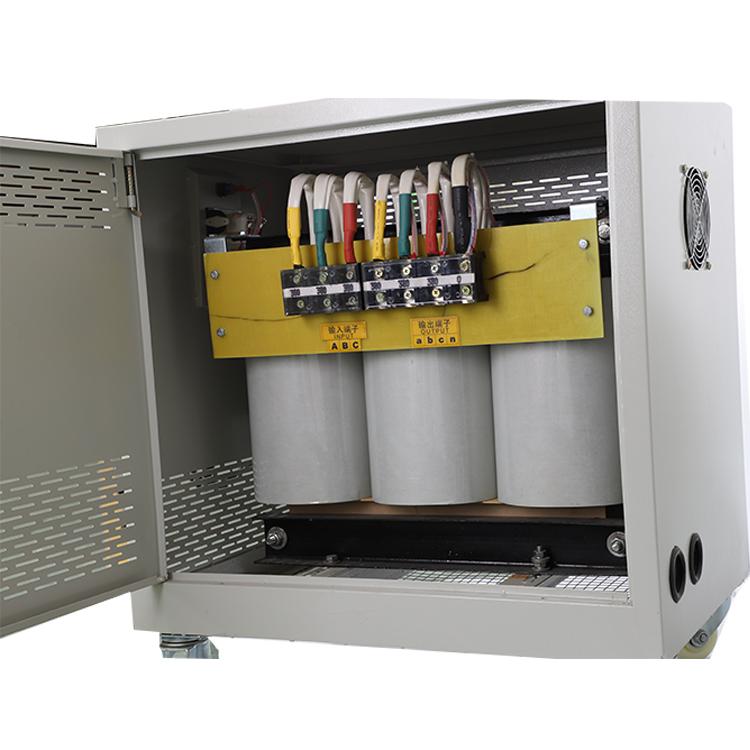 ABOT Indoor Use IP20 220V To 380V Step Up Isolation Transformer