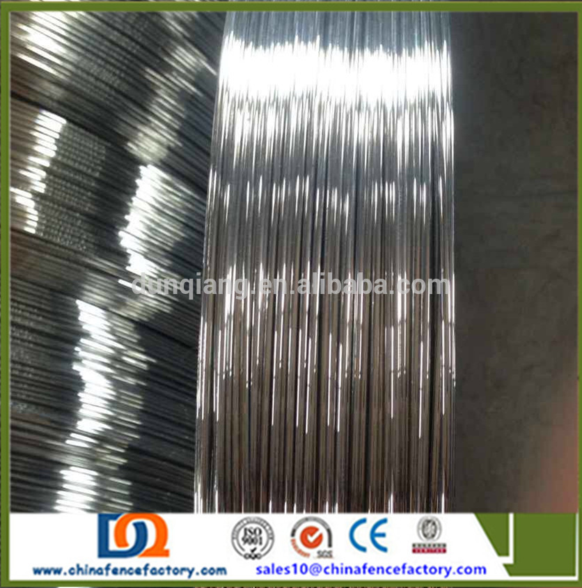 High Quality Low Price Zinc Coated Hot Dipped Galvanized Steel Wire