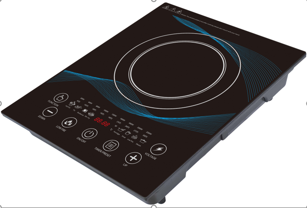 Hot sale Multifunction Induction Cooker with Touch Control