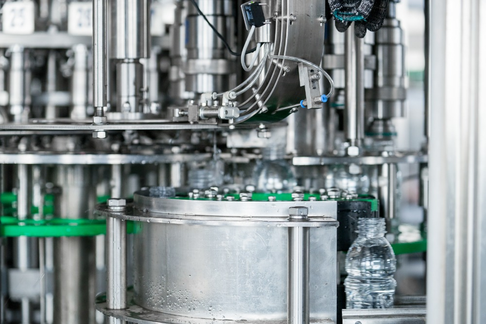 Complete turnkey drink fruit juice hot filling machine production line