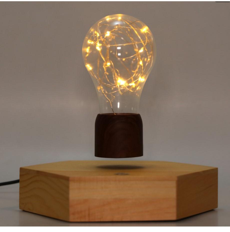 PA8840 magnetic levitation led bulb lamp light