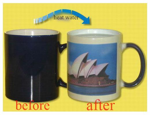 High quality screen printing temperature sensitive ink