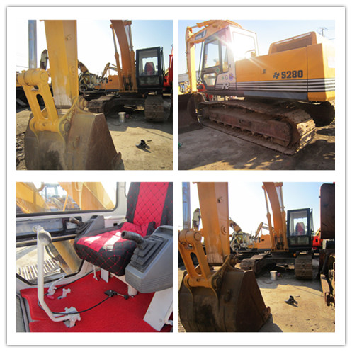 cheap price Sumitomo S280 used Japanese excavator for sale