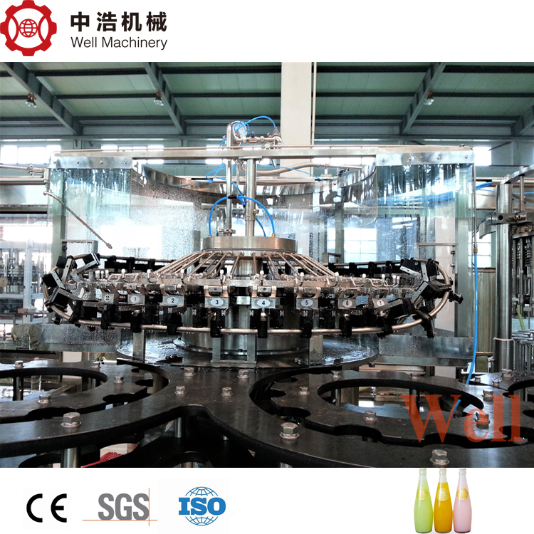 Complete fruit juice production linejuice filling machine factory price