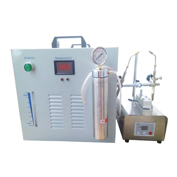 Automatic rotary bottle hydrogenoxygen flame ampoule bottle sealing machine