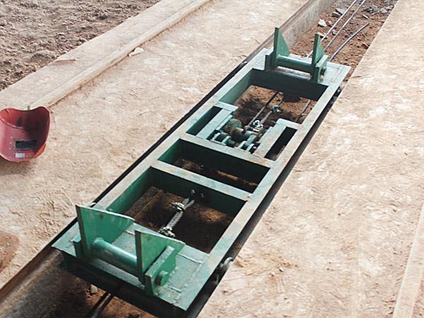 Brick Machine Kiln Equipment Series Tractor