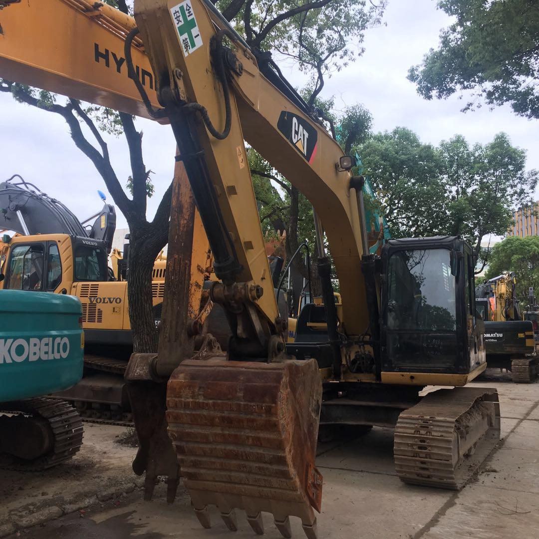 Cat 318D crawler excavator good condition excellent JAPAN Caterpillar excavator