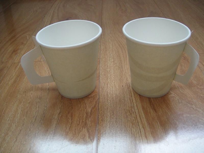 Semiauto handle Paper cup machine