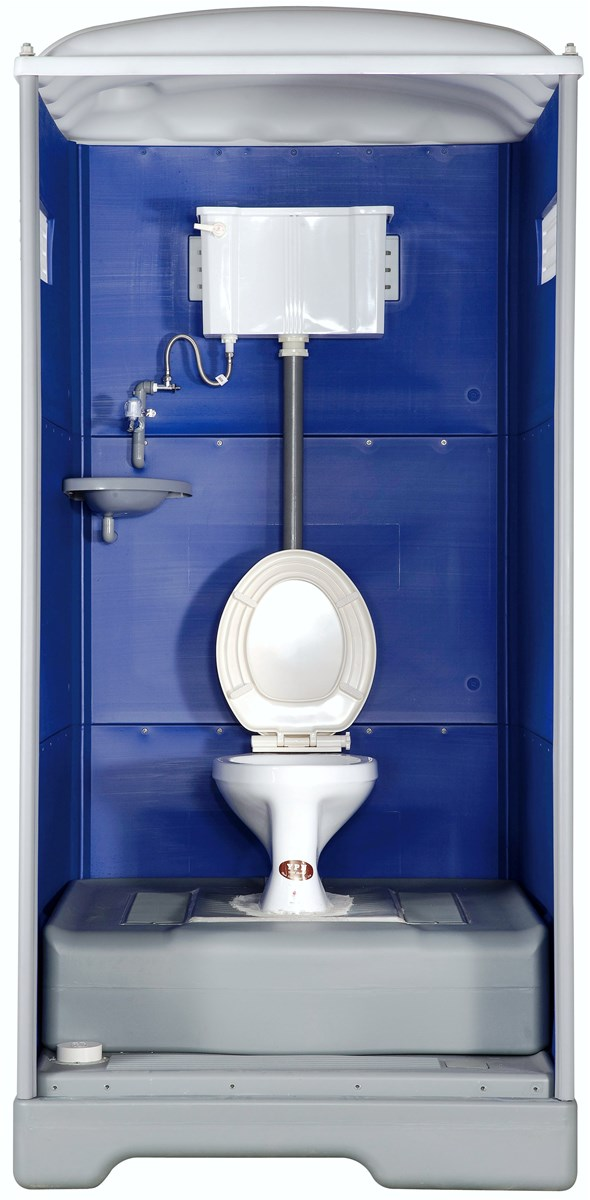 Board Space Chemical Resist Movable Toilet for Camp Drain Off Portable Toilets with Ceramic Sitting Bedpan DOS860