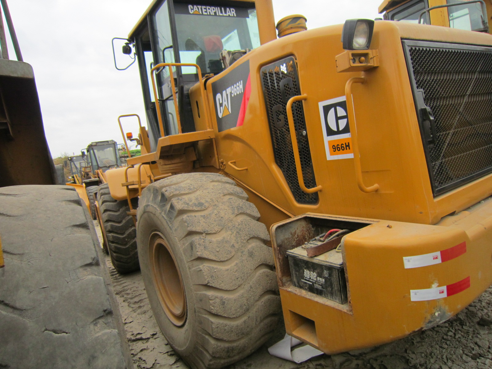 Good Performance Used Cat Wheel Loader 966H made in Japan USA Construction Equipment for hot sale