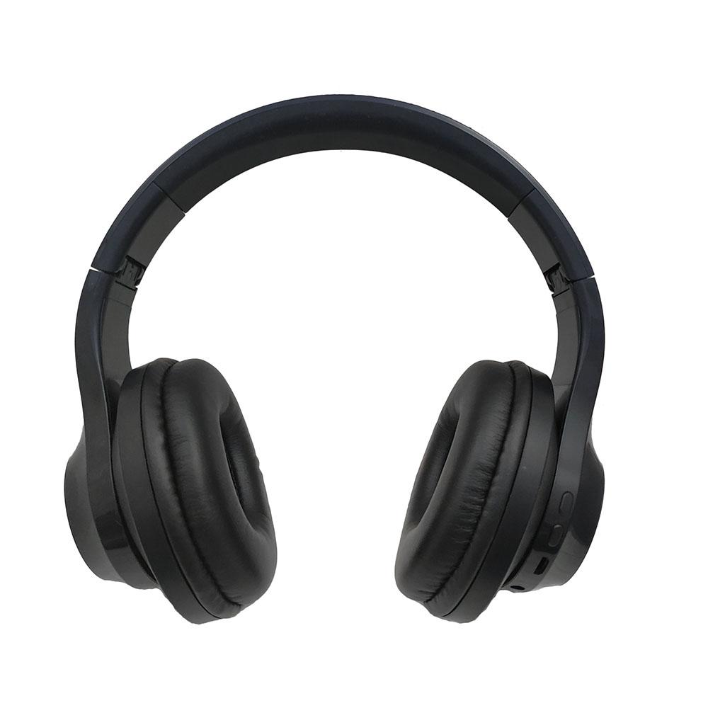 Long Distance Metallic Headband Language Learning Bluetooth Headset