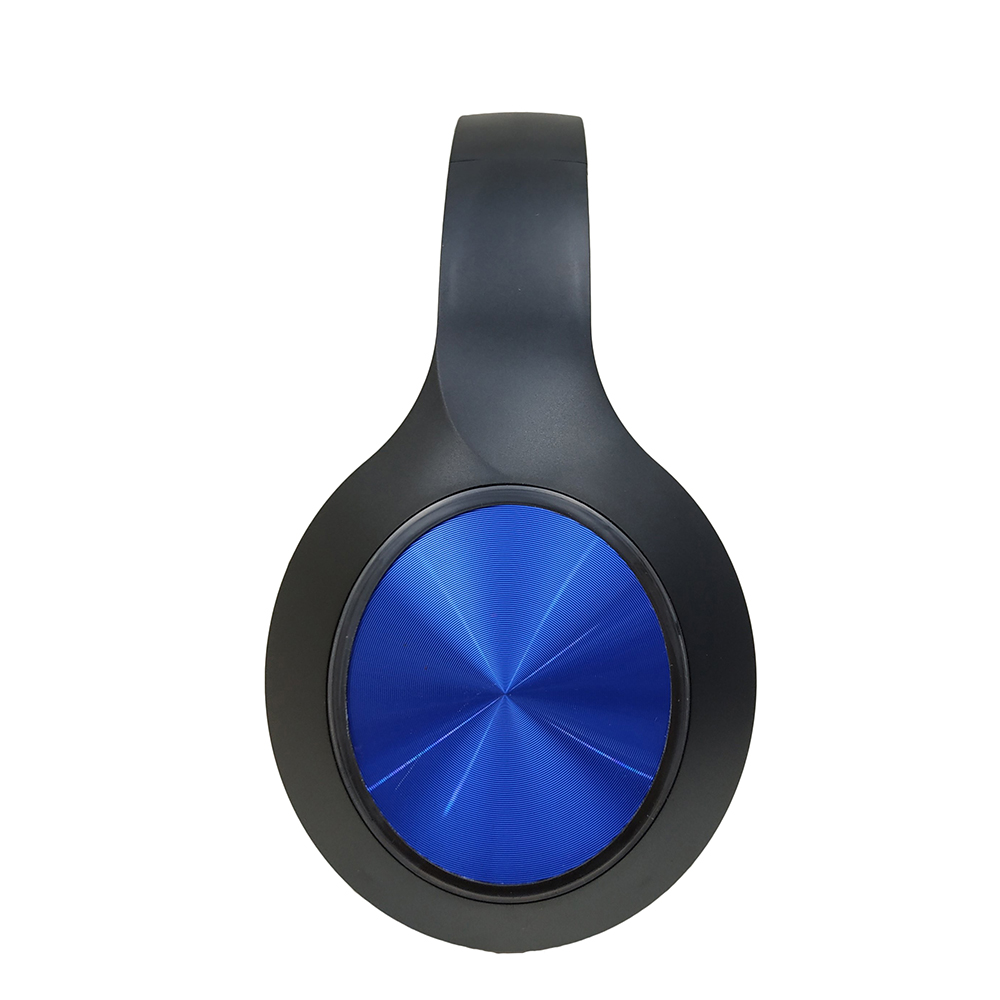 Stereo metallic over ear OEM factory wholesale bluetooth headset