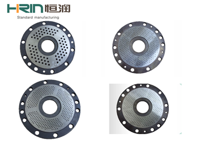 Feed Extruder Die Plate for Different Feed Size