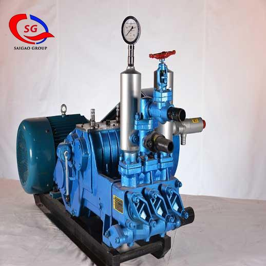 BW40010 Horizontal Three Cylinder Reciprocating Single Acting Piston Pump