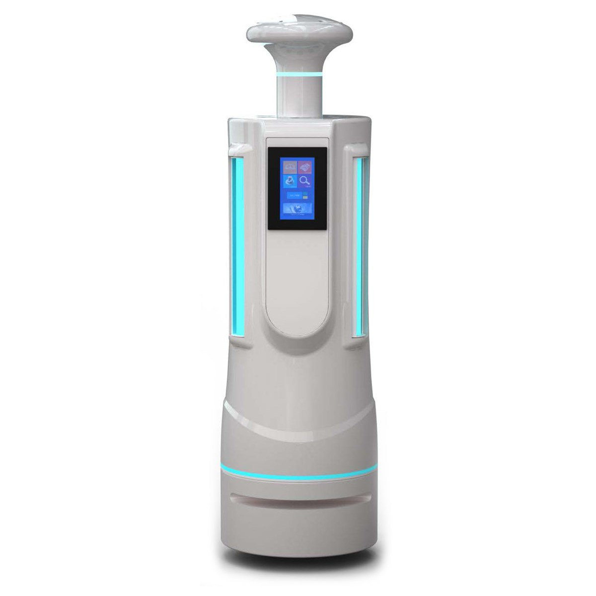 K3 AI intelligent disinfection purification robot