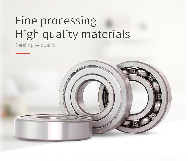 FD quality ball bearings 6201ZZ C3
