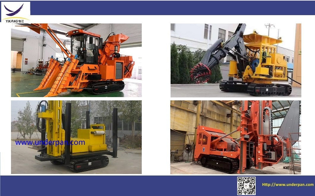 Factory custom 130 ton crawler rubber track system undercarriage