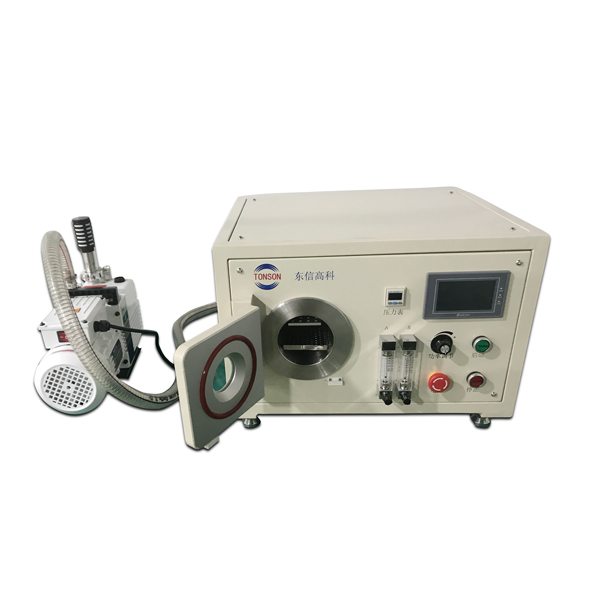 5L desktop small vacuum plasma cleaner for surface cleaning treatment