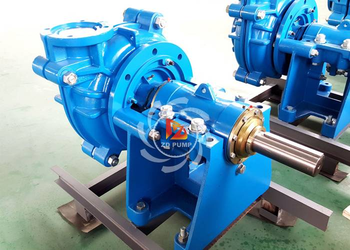 Good quality slurry pump for the pump tailored to take on any slurry pumping condition