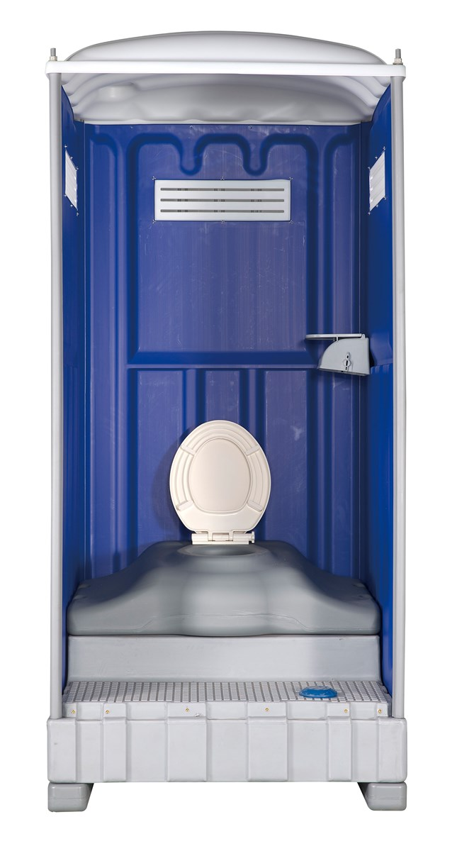 Chemical Resist Cubic Toilet With Movable Disposal Tank Replaceable Waste Tank Toilet SeatType RTSE90