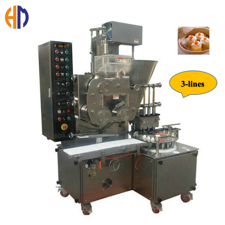 Factory provide directly Philippines siomai processing making machine automatic forming machine