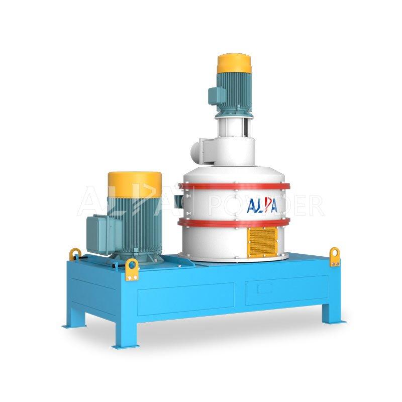 2300um Ultrafine Grinding Machine Air Classifier Mill Micronizer for Alginate