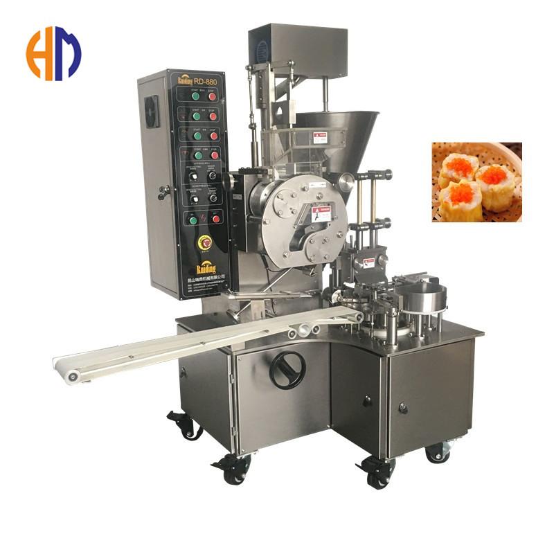 capacity 50006000 pcshr automatic shumai siomai and shaomai making machine