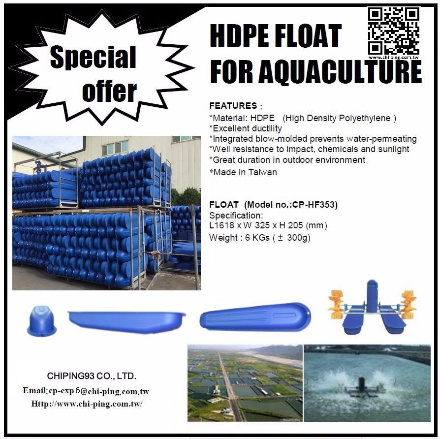 Aquaculture Float Boards Serial No CPHF353