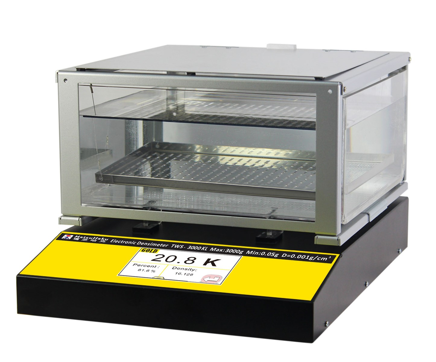 Gold Precious Metal Purity Tester TWS3000KL TWS6000KL