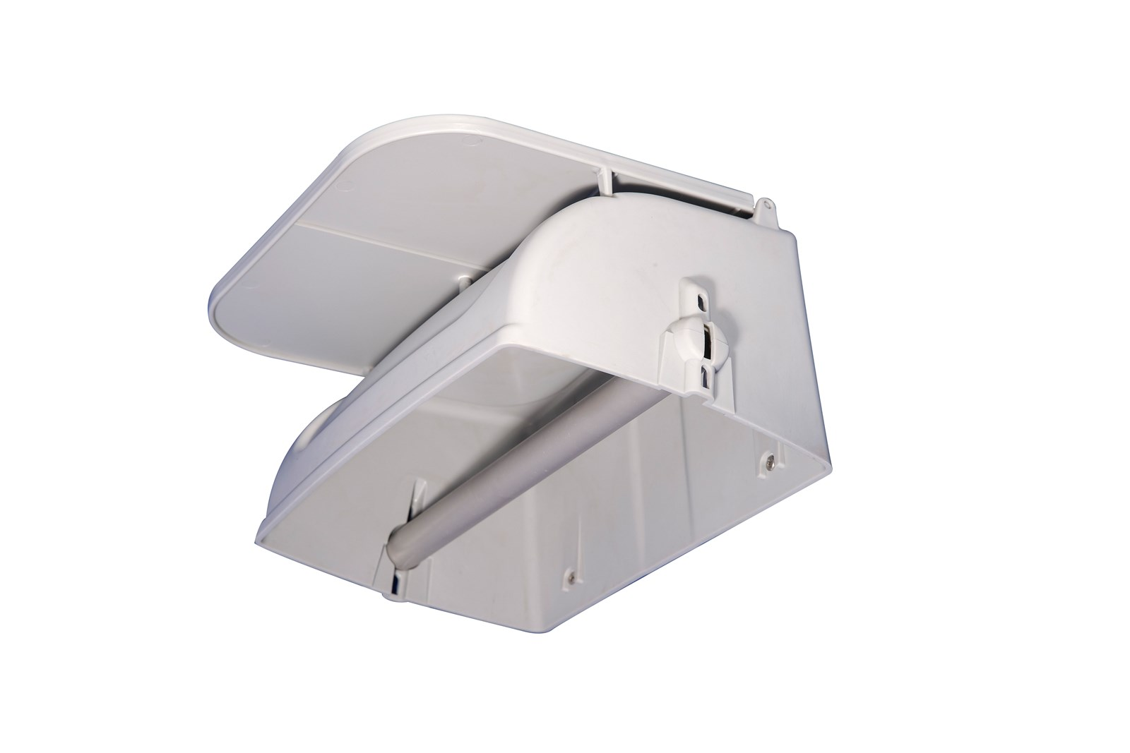 Wall Mounted Toilet Paper Rollers and Cloth Tray Serial No G313