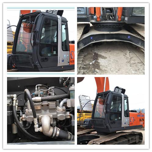 Used HITACHI ZX210 excavator on sale