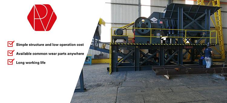PE400X600 PE500x750 PE600x900 Stone Crushing Jaw Crusher for Primary Granite Crusher Machine Price
