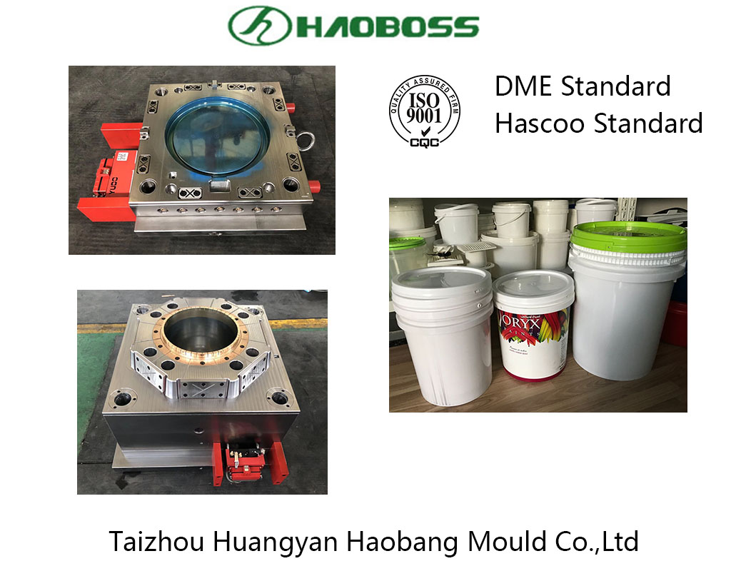 good price pail bucket injection mould China factory
