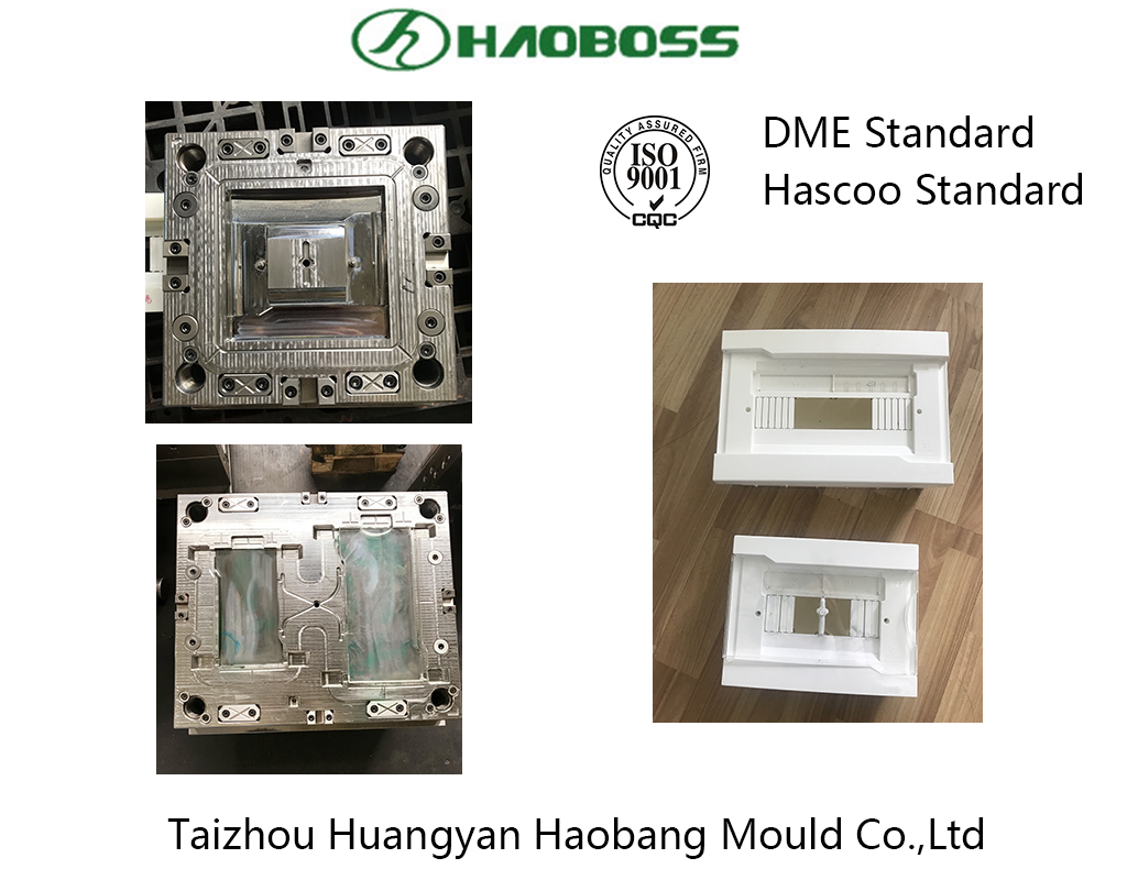 good price electrical item meter box injection mould