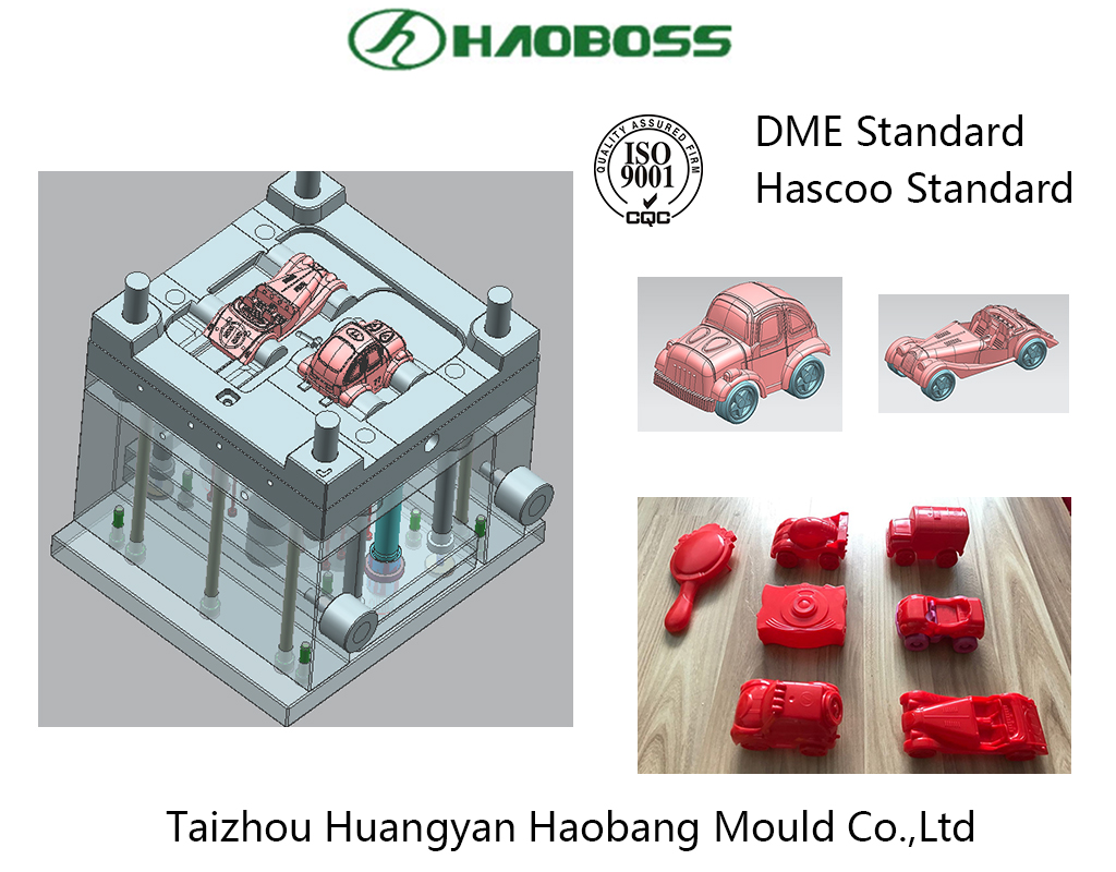 China high quality toy mould plastic injection