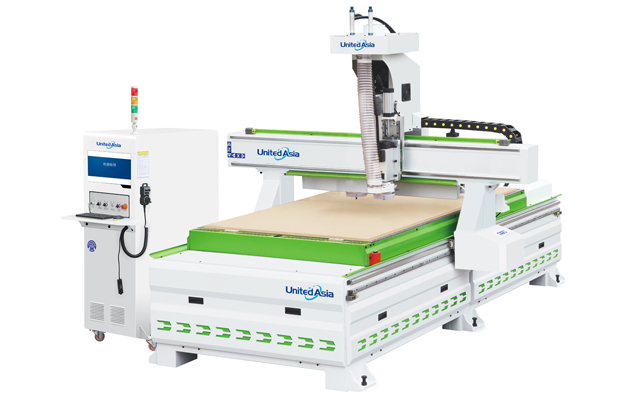 woodworking cutting CNC route machine from China