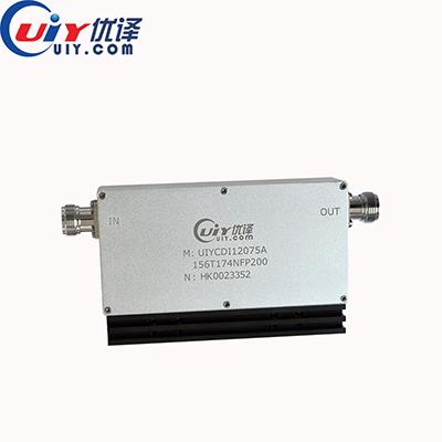 136174MHz VHF Dual Junction Isolator