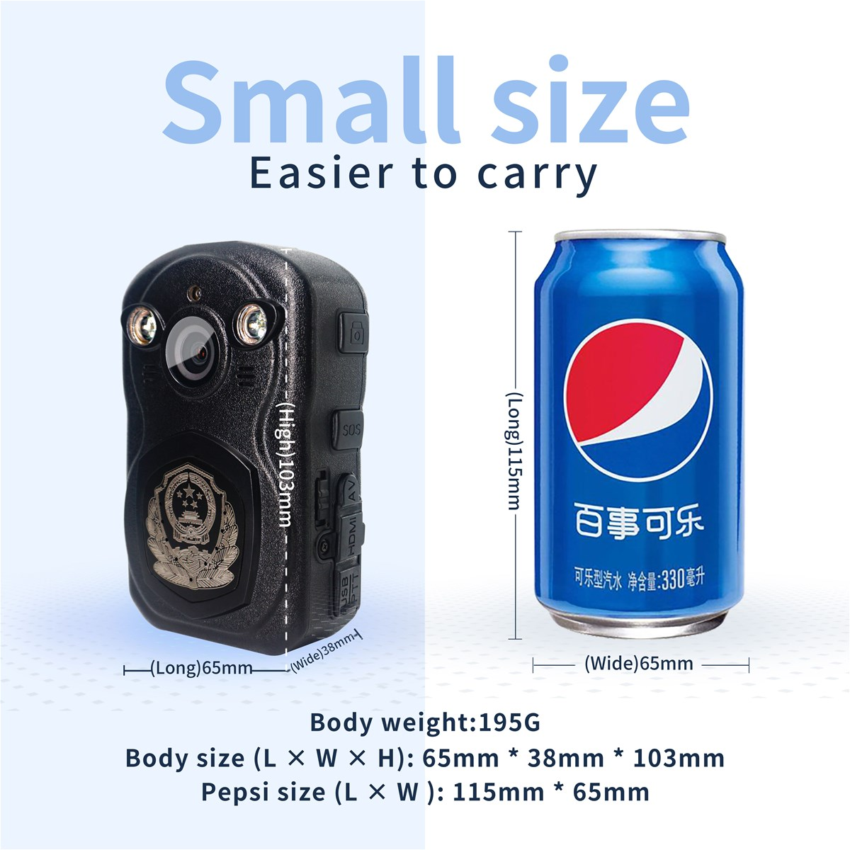 ONETHINGCAM 5G the Smallest Portable Camera For Security Police Camera HD 1080P 30fps 170 Degree Wide Angle Lens