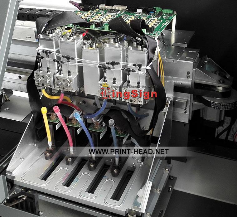 Good Condition Used Konica KM512i Printhead