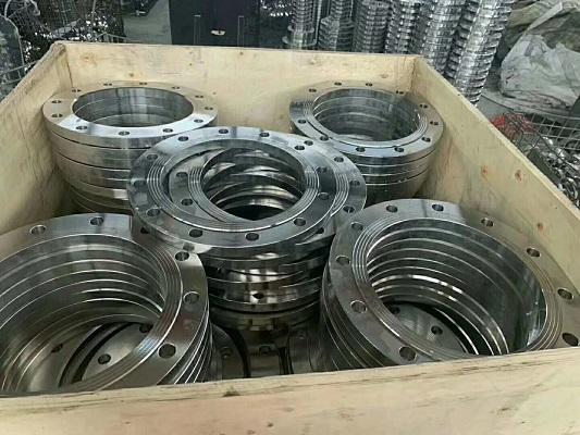 ASME B165 ASTM A105 Slip on flanges
