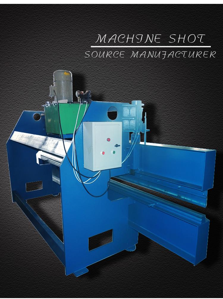 China Iron 46m Bending Machine for Construction