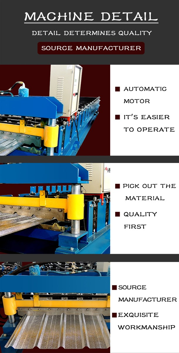 Automatic Glazed Roofing Tile Galvanized Corrugated Steel Sheet Making Roll Forming Machinery For Building Material