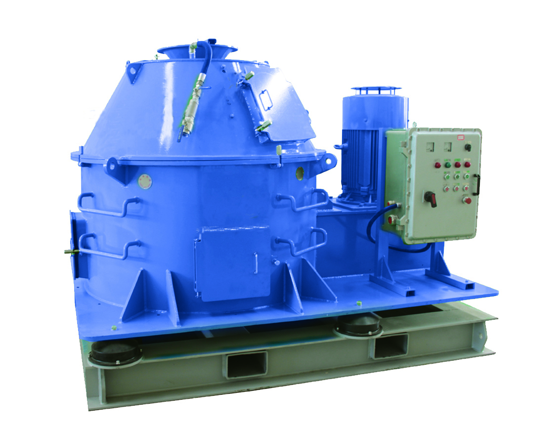 BZ Vertical cuttings dryer for drilling waste treatment