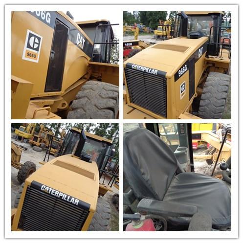 Used CATERPILLAR 966G wheel loader on sale