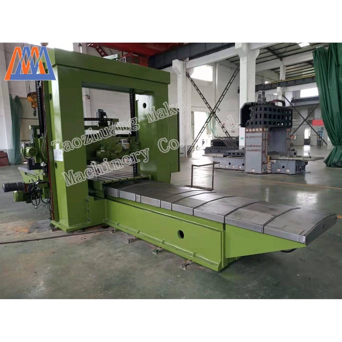 Heavy Type Gantry Milling Machine Plano Miller