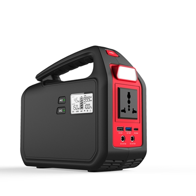 110V220V 150W 195Wh Portable Solar Generator with Inverter for Power Supply