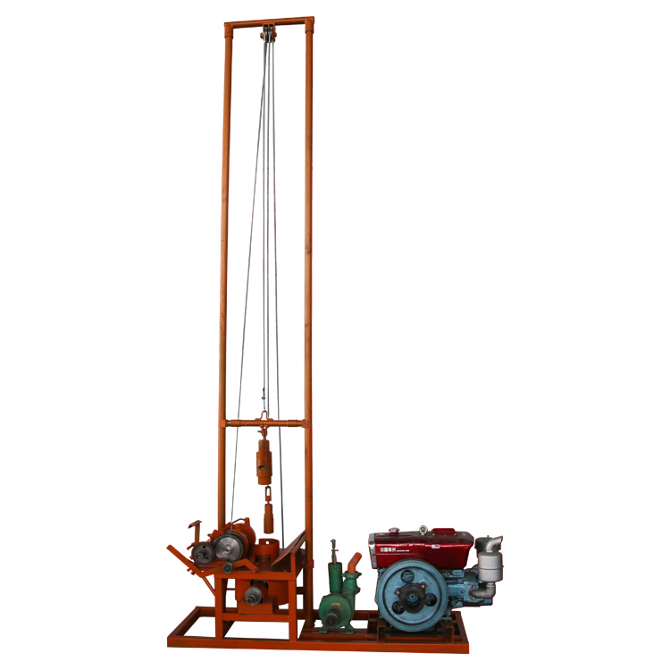 Competitive price high power water well drilling machine